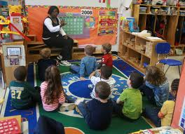 Nurturing Children in Pre-School